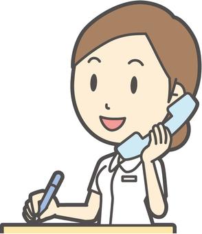 Dango nurse White Coat - 067 - Bust