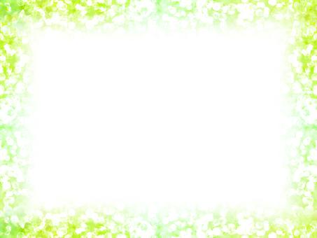 반짝 반짝 39 (녹색 프레임)