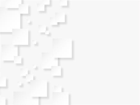Background white rectangle