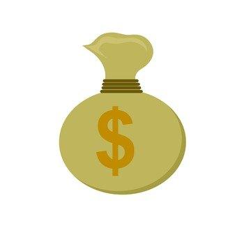 Dollar bag 1