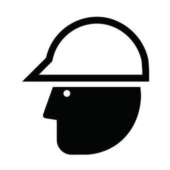 Wear helmets