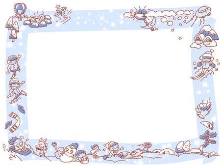 Winter frame 5