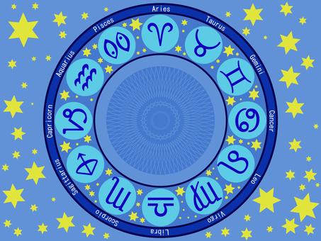 Horoscope and Star of David
