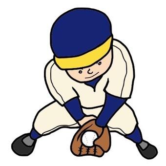 Baseball (catching)
