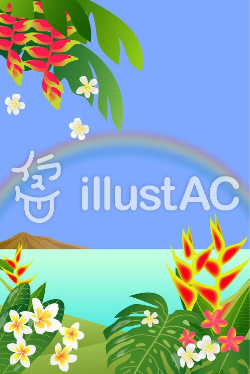 風景Cのイラスト