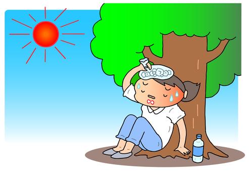 Heat stroke.4