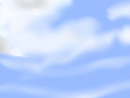 今天的天空33
