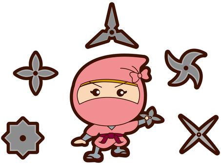 Ninja Knoichi Shuriken