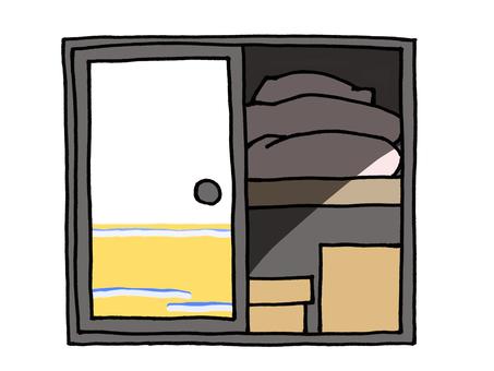 Opened closet 170818-2