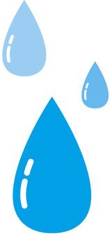 Drop, Droplet, Water