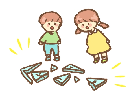 碎玻璃的孩子