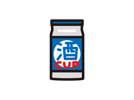 Cup liquor