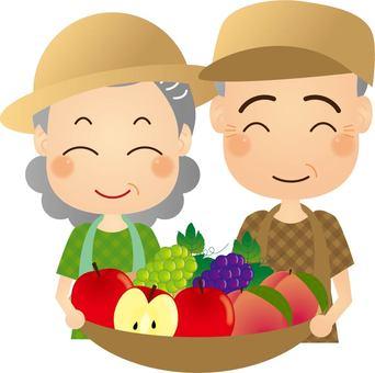 Fruit farmer ~ Type A ~
