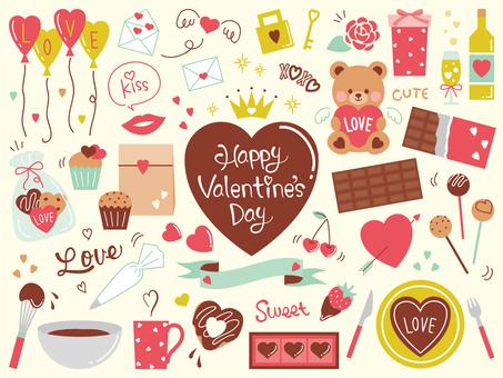 이른바라며 발렌타인 세트 01