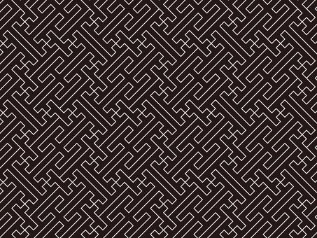 ai Japanese pattern Pattern Saaya background 1