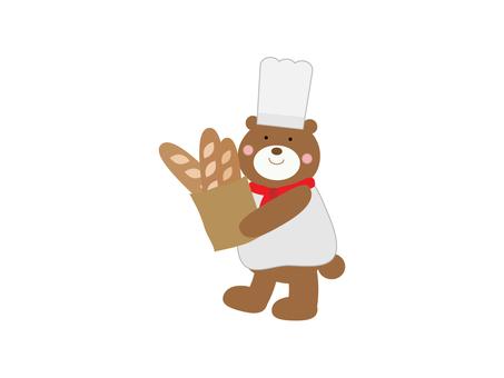Kuma-chan's bakery