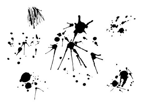 Ink drops 02
