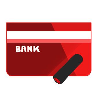 Bankbook: Seal: Red