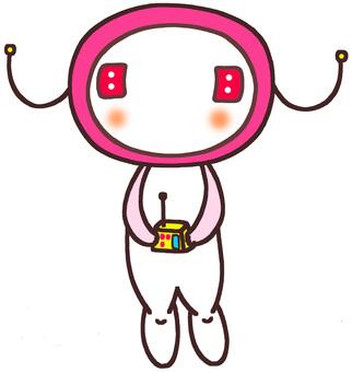 Alien character 3