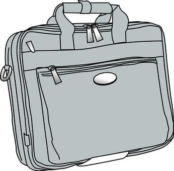 PC compatible business bag