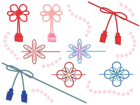 Decorative string _ 2