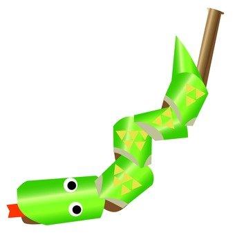 대나무 뱀
