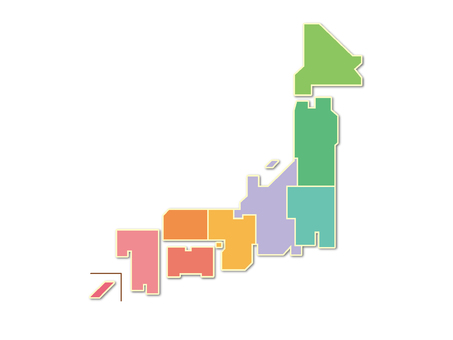 Japan Map 02