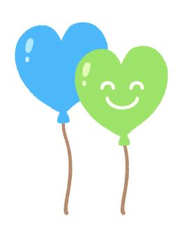 Nico Nico Hart's Balloon 2 (Blue)