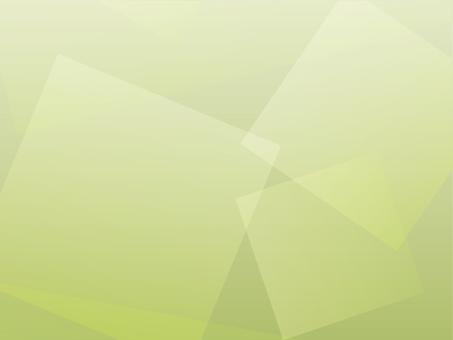 Texture rectangle Random green