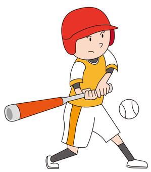 壘球女孩3