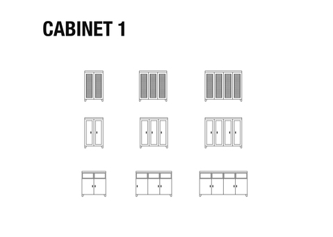 Cabinet-001