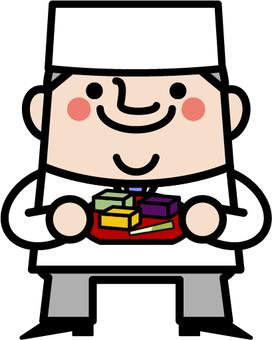 Uncle Fairy Ogi Ryousei