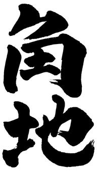 Kakuchi brush character
