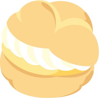 Puff cream 03 - No wire