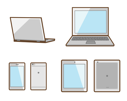 Sumaho, Personal Computer, Tablet Set