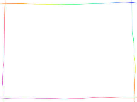 Rainbow rainbow color cute background wallpaper frame frame