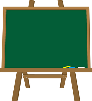 Frame blackboard (with stand)