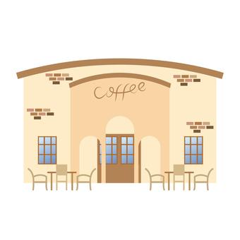 商店咖啡店