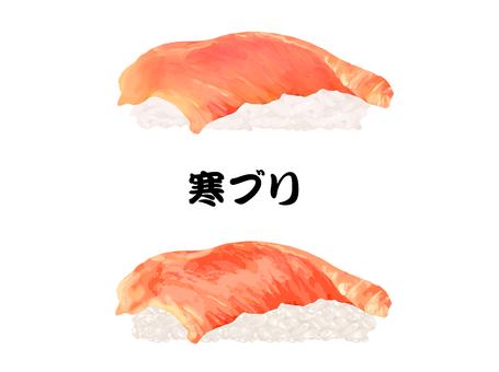Nigiri Sushi Kanburi