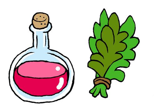 Medicinal herbs and drug