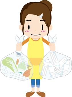 Homemakers (garbage separation)