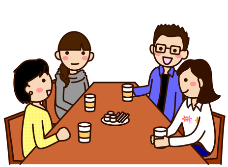 Tea ceremony party