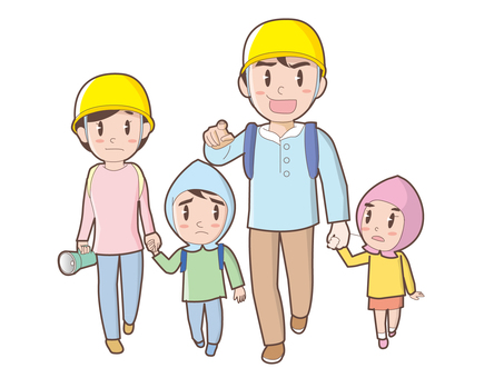 Disaster prevention refuge