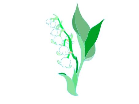 5月1日の誕生花(純潔)