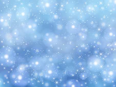 Blue sparkling background
