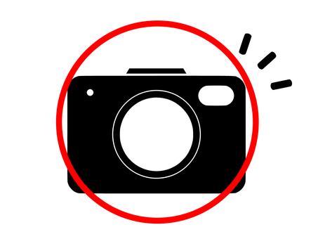 相機(○)