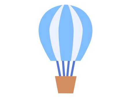 Balloon blue system