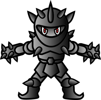 Character for Warrior Game