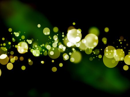 Light and shadow · Green 2