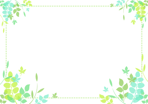 Fresh green material 135